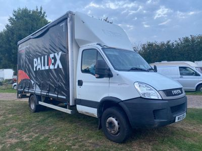 Iveco 30.9 Curtain Side Curtain sider