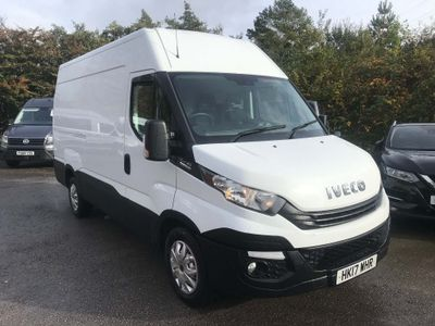 Iveco Daily Panel Van 2.3 TD 12V 35C 3520 HiMatic 5dr