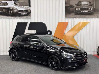 Mercedes-Benz A Class Hatchback 2.1 A200 CDI AMG Sport 5dr