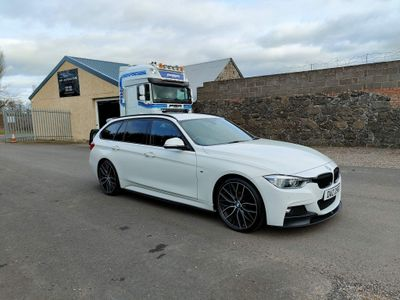 BMW 3 Series Estate 2.0 318d M Sport Touring Auto (s/s) 5dr