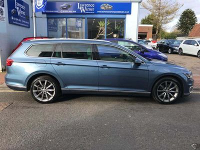 Volkswagen Passat Estate 1.4 TSI GTE Advance DSG (s/s) 5dr