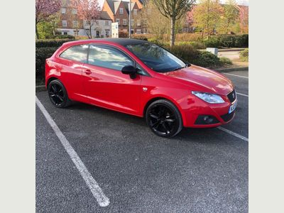 SEAT Ibiza Hatchback 1.2 TSI Sportrider SportCoupe 3dr