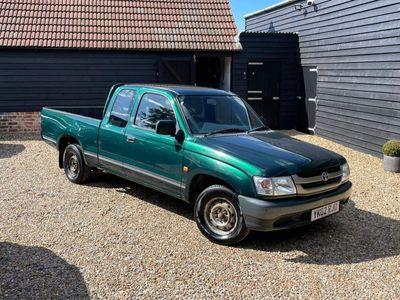 Toyota Hilux Pickup 2.5 240 FX 4dr