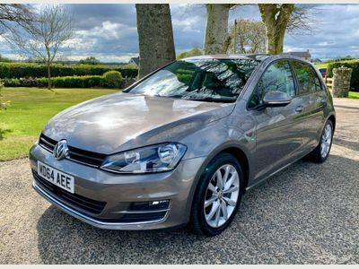Volkswagen Golf Hatchback 2.0 TDI BlueMotion Tech GT DSG (s/s) 5dr