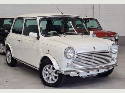 Rover Mini Saloon Cooper 40th Anniversary 1.3i automatic