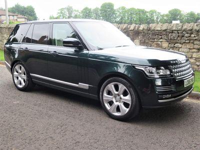 Land Rover Range Rover SUV 3.0h SD V6 Autobiography Auto 4WD (s/s) 5dr
