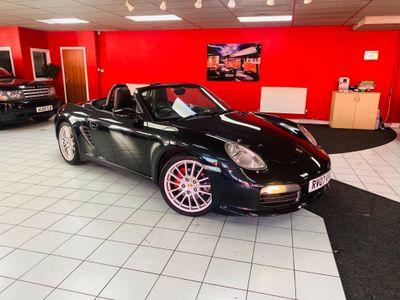 Porsche Boxster Convertible 3.4 987 S Tiptronic S 2dr