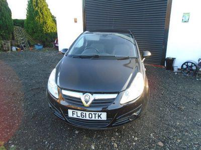 Vauxhall Corsa Hatchback 1.2 i ecoFLEX 16v SE (s/s) 3dr (a/c)