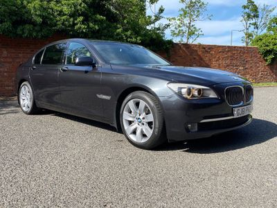 BMW 7 Series Saloon 4.4 750Li V8 4dr