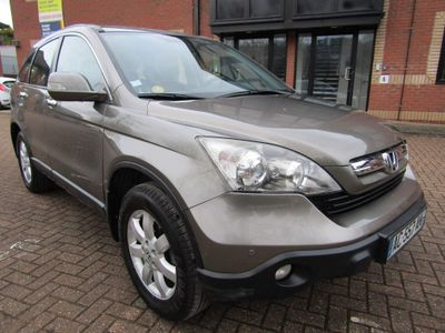 Honda CR-V SUV 2.2i-CDTi EXECUTIVE PACK 5 DR