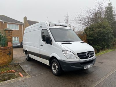 Mercedes-Benz Sprinter Panel Van 2.1 CDI 313 Refrigerated Van 4dr MWB