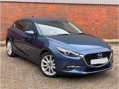 Mazda Mazda3 Hatchback 2.0 SKYACTIV-G Sport Nav Auto (s/s) 5dr