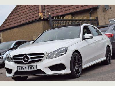 Mercedes-Benz E Class Saloon 2.1 E220 CDI BlueTEC AMG Line (Premium Plus) 7G-Tronic Plus 4dr