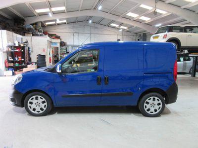 Fiat Doblo Panel Van 1.3 MultiJetII SX L1 H1 EU5 5dr