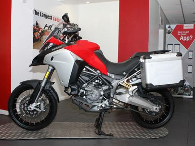 Ducati Multistrada 1200 Adventure 1200 Enduro ABS Adventure