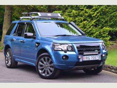 Land Rover Freelander 2 SUV 2.2 SD4 Dynamic 4X4 5dr