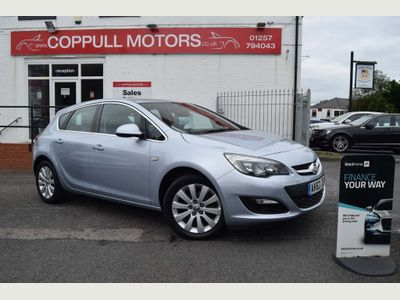 Vauxhall Astra Hatchback 2.0 CDTi Tech Line Auto 5dr