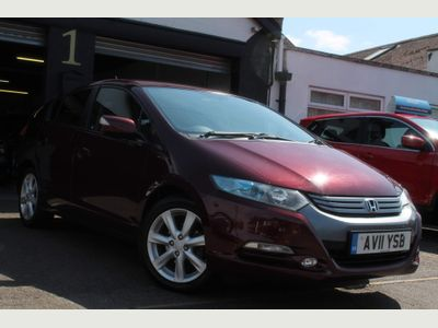 Honda Insight Hatchback 1.3 EX CVT 5dr