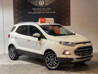 Ford EcoSport SUV 1.0 T EcoBoost Titanium 5dr