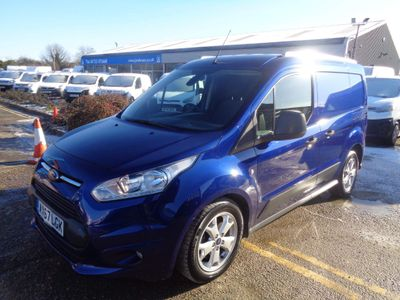 Ford Transit Connect Other 1.5 TDCi 220 Trend DCiV Powershift L1 6dr (5 Seat)