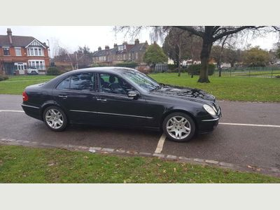 Mercedes-Benz E Class Saloon 1.8 E200 Kompressor Avantgarde 4dr