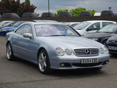 Mercedes-Benz CL Coupe 5.0 CL500 2dr
