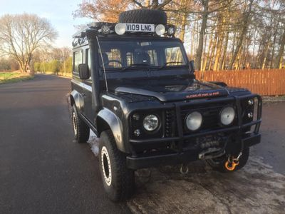 Land Rover Defender 90 SUV TD5 county station wagon