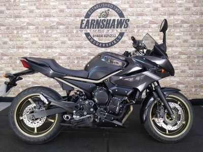 Yamaha XJ6 Adventure 600 Diversion F