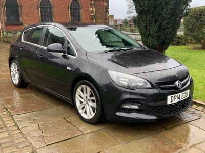 Vauxhall Astra Hatchback 2.0 CDTi Tech Line GT (s/s) 5dr