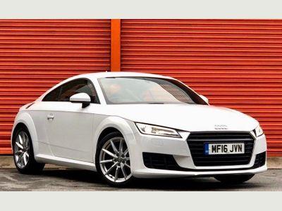 Audi TT Coupe 1.8 TFSI Sport (s/s) 3dr