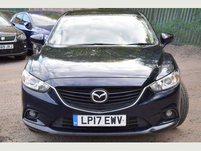 Mazda Mazda6 Estate 2.2 SKYACTIV-D SE Nav (s/s) 5dr