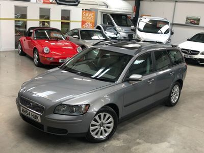 VOLVO V50 Estate 2.4 i S Geartronic 5dr