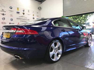 Jaguar XF Saloon 3.0d S V6 Portfolio 4dr