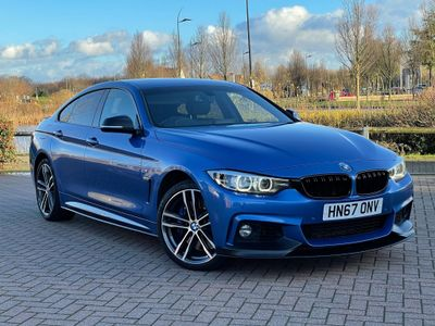BMW 4 Series Gran Coupe Hatchback 3.0 435d M Sport Gran Coupe Auto xDrive (s/s) 5dr