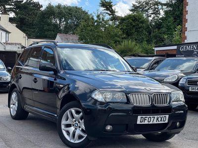 BMW X3 SUV 3.0 sd M Sport Auto 4WD 5dr