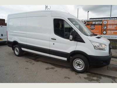 Ford Transit Panel Van T350 2.2TDCi 125 LWB L3 PANEL VAN (2017)