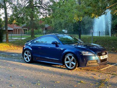 Audi TT Coupe 2.0 TFSI S line 2dr