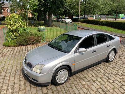 Vauxhall Vectra Hatchback 1.8 i 16v Life 5dr