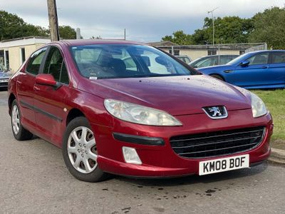 Peugeot 407 Saloon 2.0 HDi S 4dr
