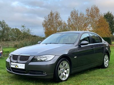 BMW 3 Series Saloon 3.0 325d SE 4dr