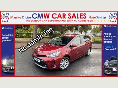 Toyota Prius+ MPV 1.8 VVT-h Excel Plus CVT (s/s) 5dr
