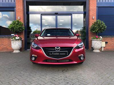 Mazda Mazda3 Hatchback 2.2 SKYACTIV-D Sport Nav 5dr
