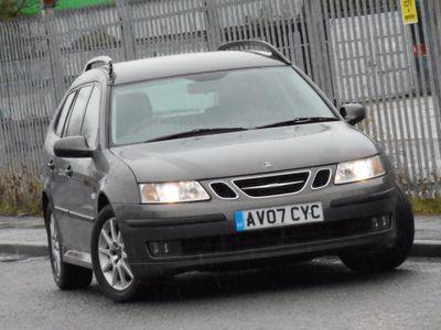 Saab 9-3 Estate 1.9 TiD Linear Sport Anniversary SportWagon 5dr