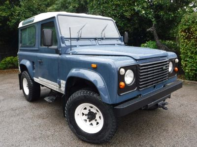 Land Rover 90 SUV 2.5 TD County Station Wagon