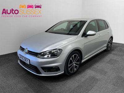 Volkswagen Golf Hatchback 2.0 TDI BlueMotion Tech R-Line (s/s) 5dr