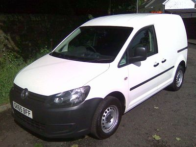 Volkswagen Caddy Panel Van 1.6 TDI C20 Startline Panel Van 4dr