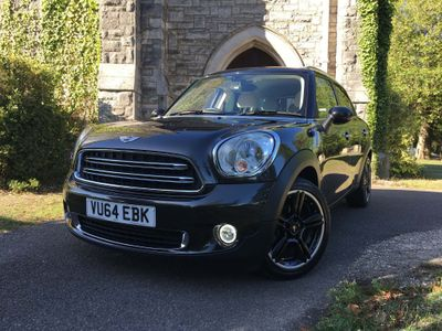 MINI COUNTRYMAN Hatchback 2.0 Cooper D Business Edition 5dr