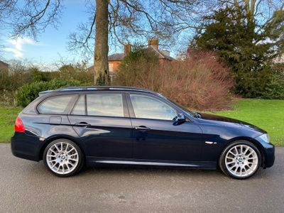 BMW 3 Series Estate 2.0 318d M Sport Edition Touring 5dr
