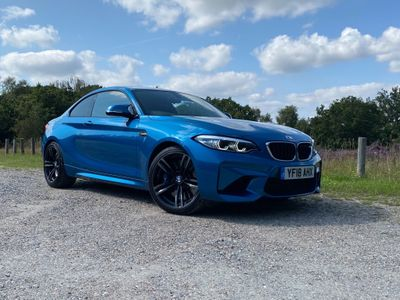 BMW M2 Coupe 3.0i (s/s) 2dr