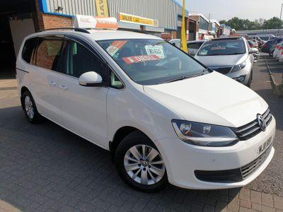 Volkswagen Sharan MPV 2.0 TDI BlueMotion Tech SE 5dr